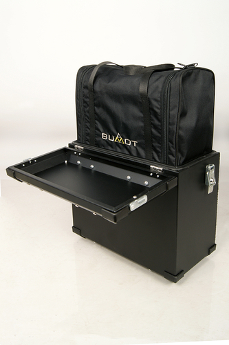 BUMOT Aluminum Luggage Systems for your V-Strom